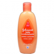 Condicionador Johnsons Cachos Definidos - 200ml