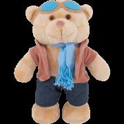 Urso Aviador em Pé - M