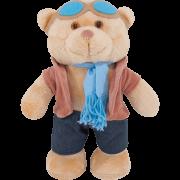 Urso Aviador em Pé - P