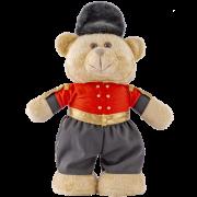 Urso Soldado em Pé - P