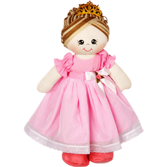 Boneca Princesa Bela  G