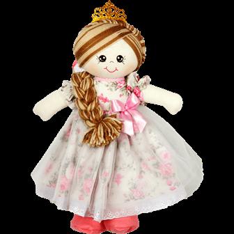 Boneca Princesa Helena Mini
