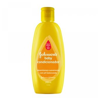 Condicionador Johnsons Regular - 200ml