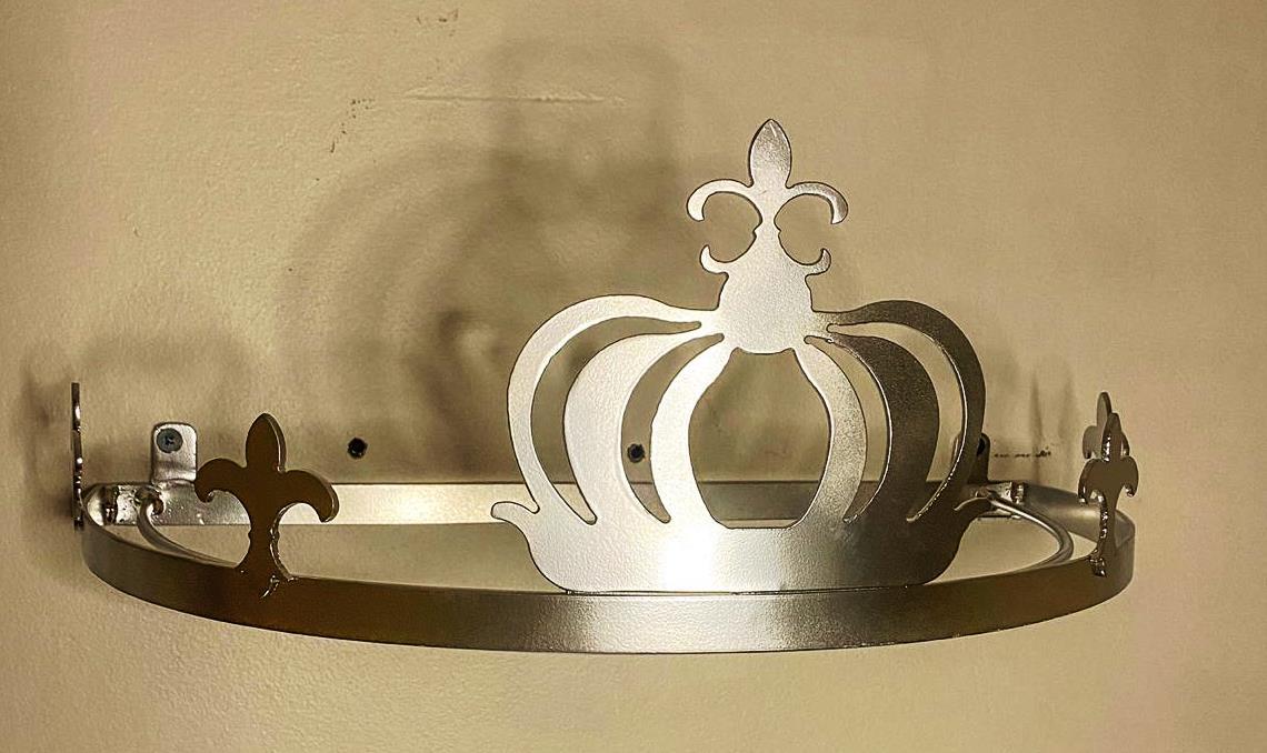 Dossel Imperial - Dourado com Mosqueteiro