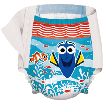 Huggies Little Swimmers M - 01 Fraldas