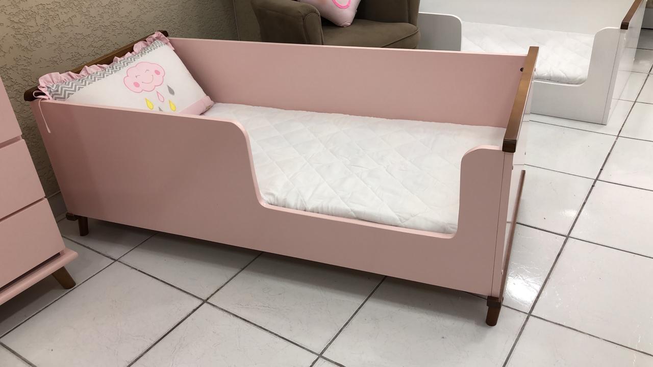 Mini Cama Retro - Rosa