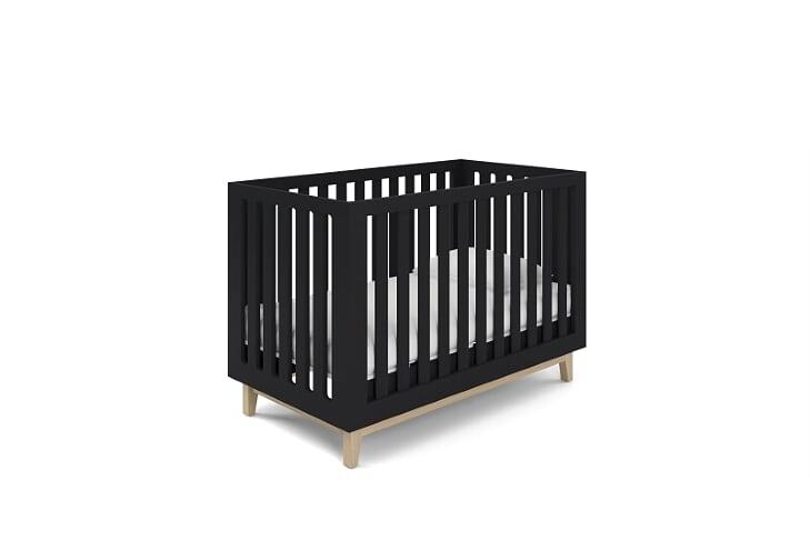 Quarto Completo Smart Baby - Chumbo  - Fiorelli