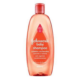 Shampoo Johnsons Cachos Definido - 400ml