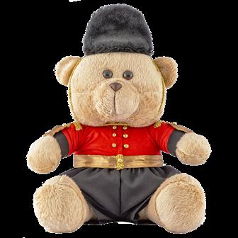 Urso Soldado - Mini
