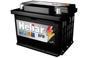 BATERIA EFB 60 AMPERES START STOP (HFB60HD) | À base de troca