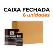 CAIXA DE VERNIZ ALTO SÓLIDO W50 900 ml + CATALISADOR INTERMEDIÁRIO 450 ml