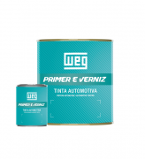 CAIXA PRIMER PU W2081 CINZA 800 ml + CATALISADOR 100ml