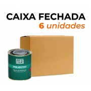CAIXA TINTA POLIÉSTER PRATA ICE/SWITCHBLADE/QUICKSILVER | GM | 900ml