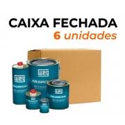 CAIXA VERNIZ W10 750ml + CATALISADOR INTERMEDIÁRIO 150ml