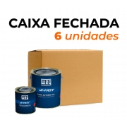 CAIXA VERNIZ W-FAST 900ml + CATALISADOR 180ml