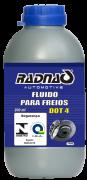 FLUIDO DE FREIO RADNAQ | DOT 4