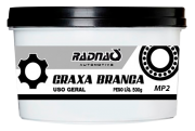 GRAXA BRANCA | 500 gr
