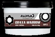 GRAXA MARROM | 500 gr