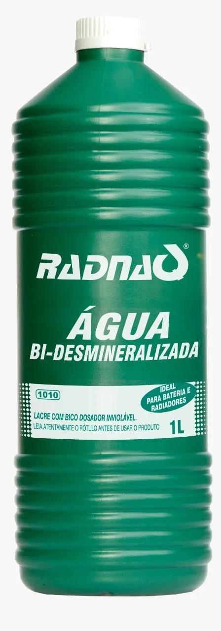 ÁGUA BI-DESMINERALIZADA | 1 L