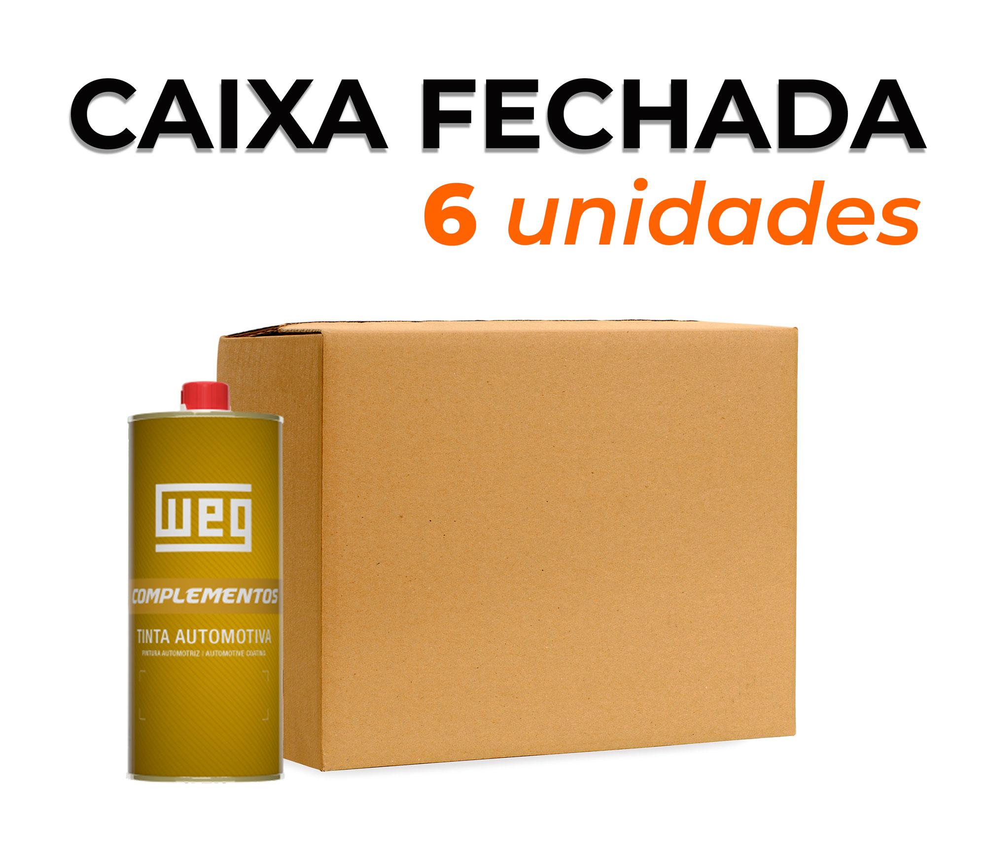 CAIXA ANTI-CRATERA | 450ml