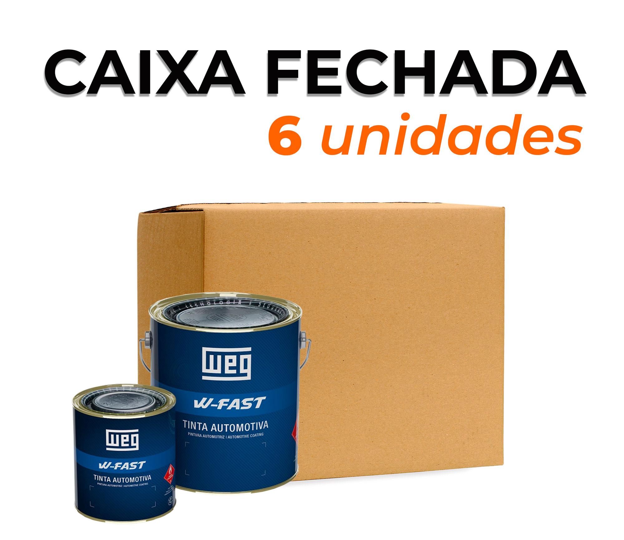 CAIXA DE PRIMER W-FAST CINZA 900ml + CATALISADOR 225ml