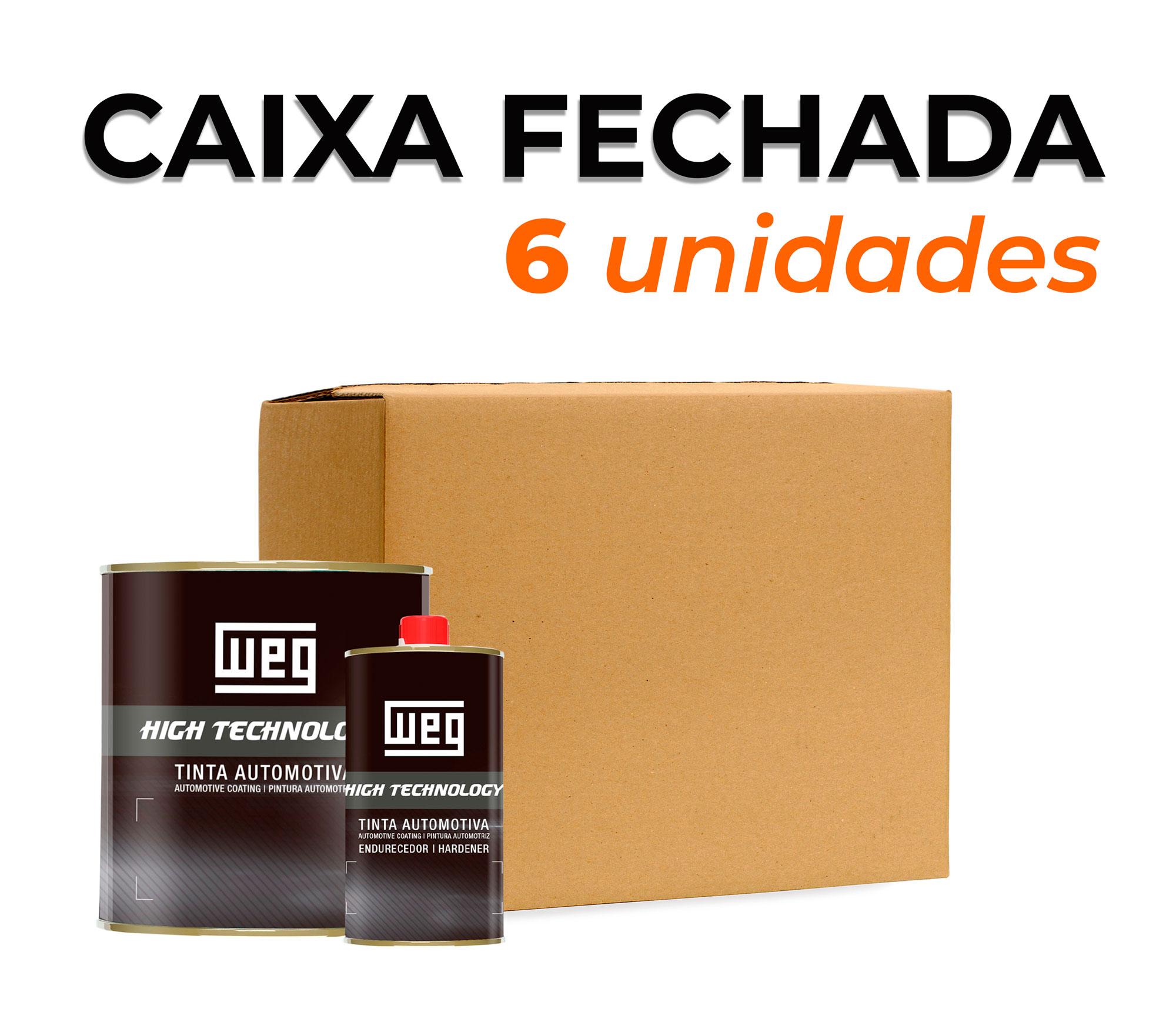 CAIXA DE VERNIZ ALTO SÓLIDO W50 FOSCO 900 ml + CATALISADOR INTERMEDIÁRIO 450 ml