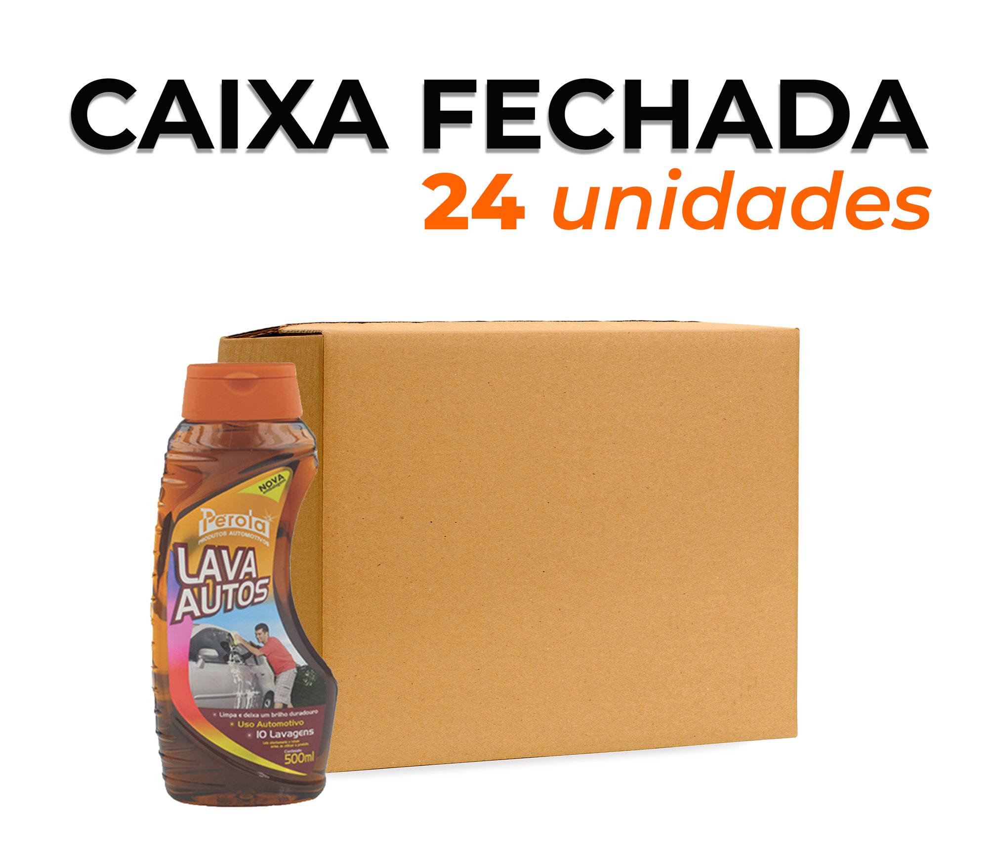 CAIXA LAVA AUTOS CONCENTRADO | 500ml