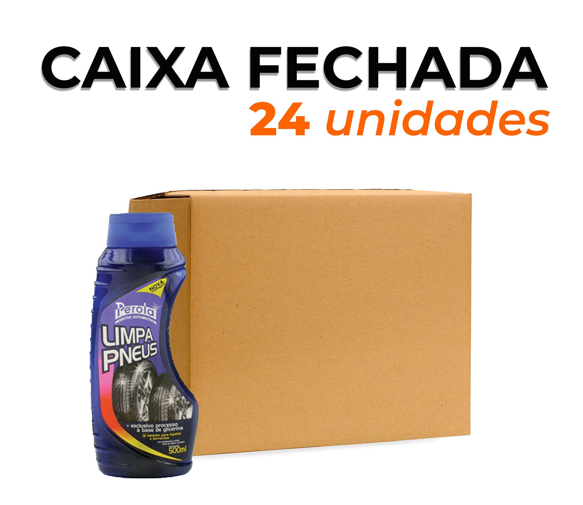 CAIXA LIMPA PNEUS PÉROLA | 500ml