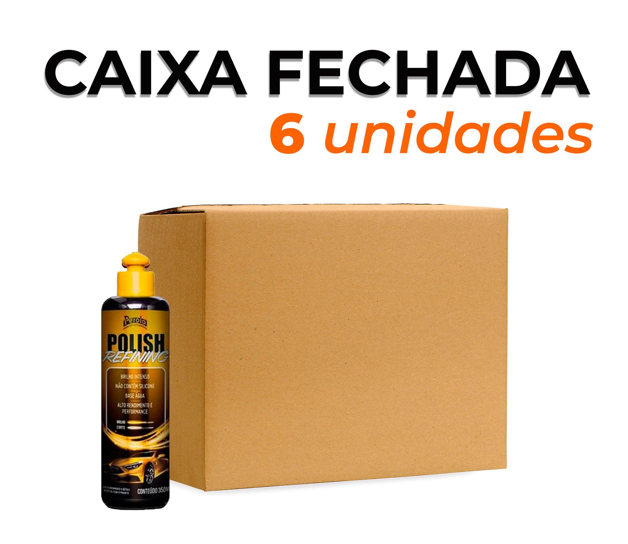 CAIXA POLIDOR REFINING   350ml