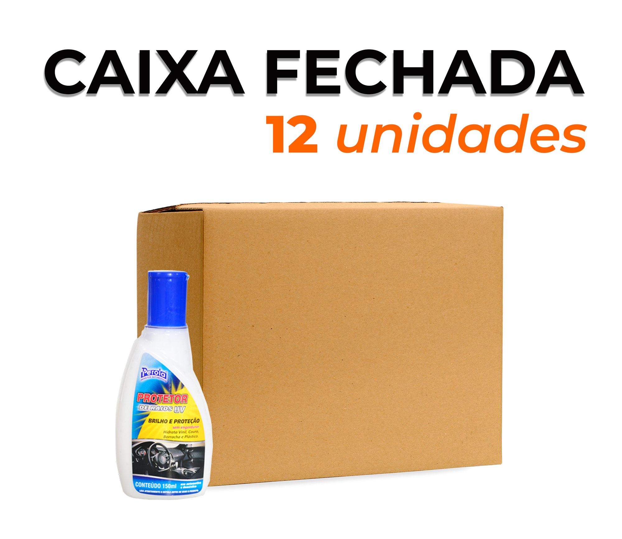 CAIXA PROTETOR DE RAIOS UV | 150ml