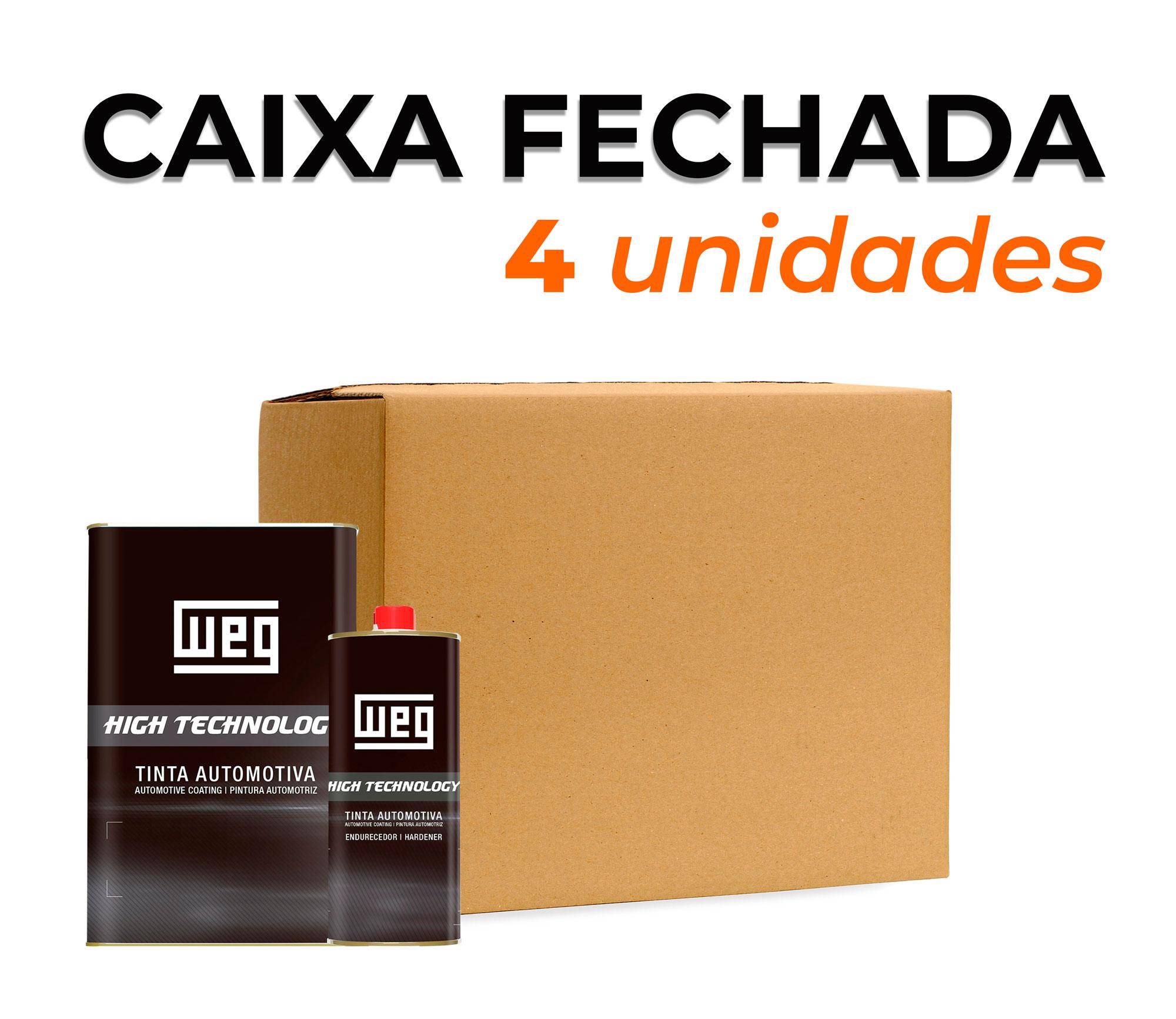 CAIXA VERNIZ W30 5 L + 03 UN CATALISADOR 834 ml