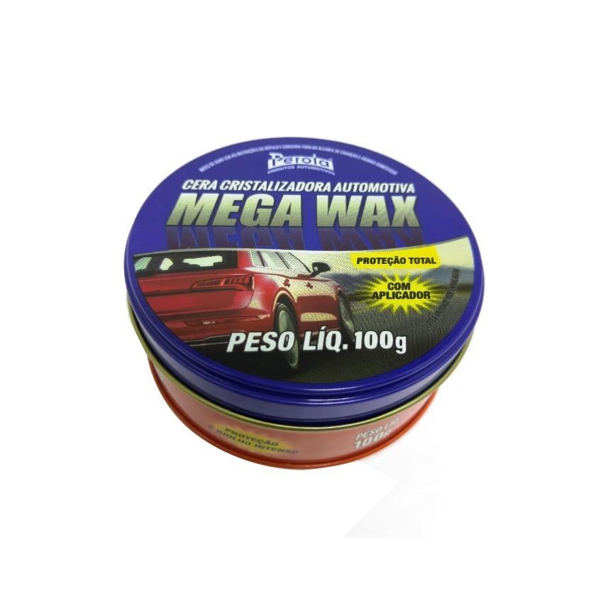 CERA CRISTALIZADORA MEGA WAX | 100 gr