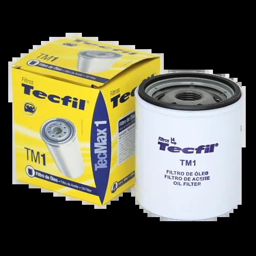 Filtro de Óleo TECFIL   TM1