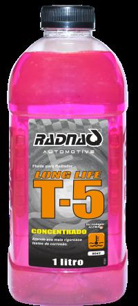 FLUIDO PARA RADIADOR | TROPICAL T-5 LONG LIFE