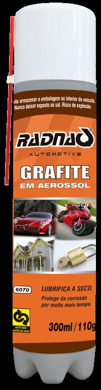 GRAFITE AEROSSOL RADNAQ | 300ml