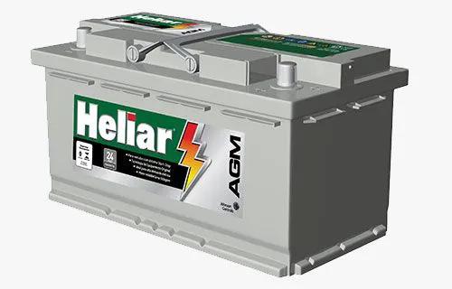 HELIAR AGM AG95MD | 24 MESES DE GARANTIA