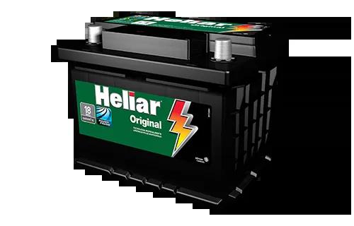 HELIAR ORIGINAL HG50GD |18 MESES DE GARANTIA