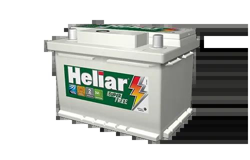 HELIAR SUPER FREE HF60DD | 24 MESES DE GARANTIA