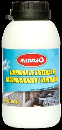LIMPA AR CONDICIONADO RADNAQ | 500ml