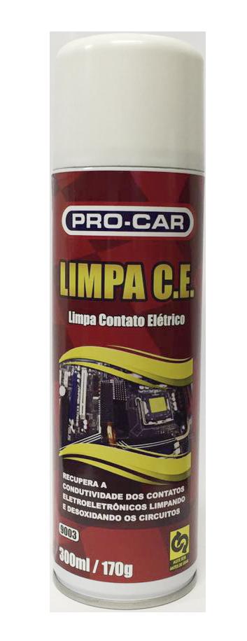LIMPA CONTATO ELÉTRICO PRO-CAR | RADNAQ