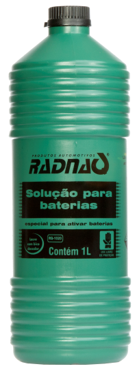 SOLUÇÃO DE BATERIA RADNAQ | 1 L