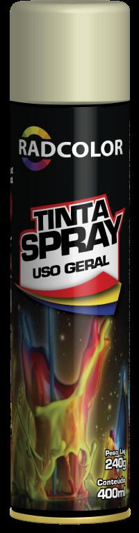 TINTA SPRAY PARA USO GERAL | RADNAQ