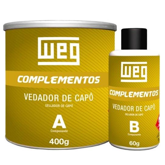 CAIXA VEDADOR DE CAPO KIT A-B  | 400 ml