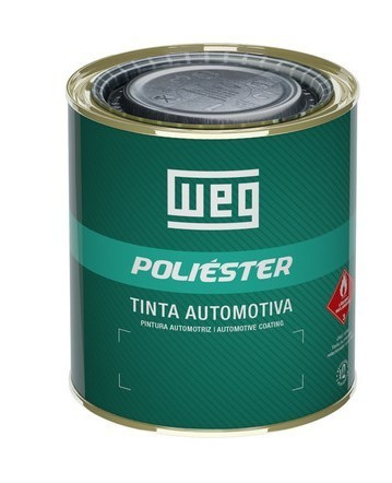 TINTA POLIÉSTER PRATA SUPER NOVA | TOYOTA 2008 | 900 ml