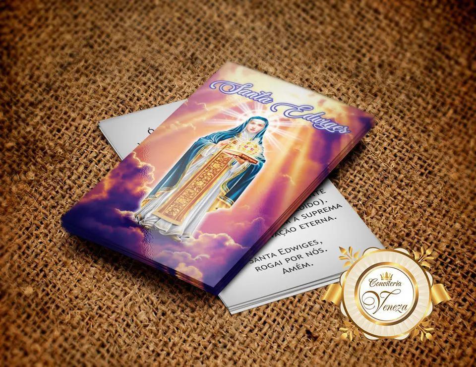 1000 Santinhos de Oração