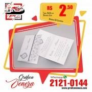 Tipo Envelope 10x15 cm