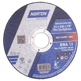 Disco de Corte Fino BNA12 115mm Norton