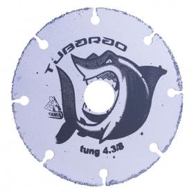 Disco de tungstênio 110mm Pyramid
