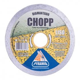 Disco Diamantado Continuo Chop 110mm