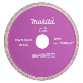 Disco Diamantado Makita para Vidro 110mm Deluxe!